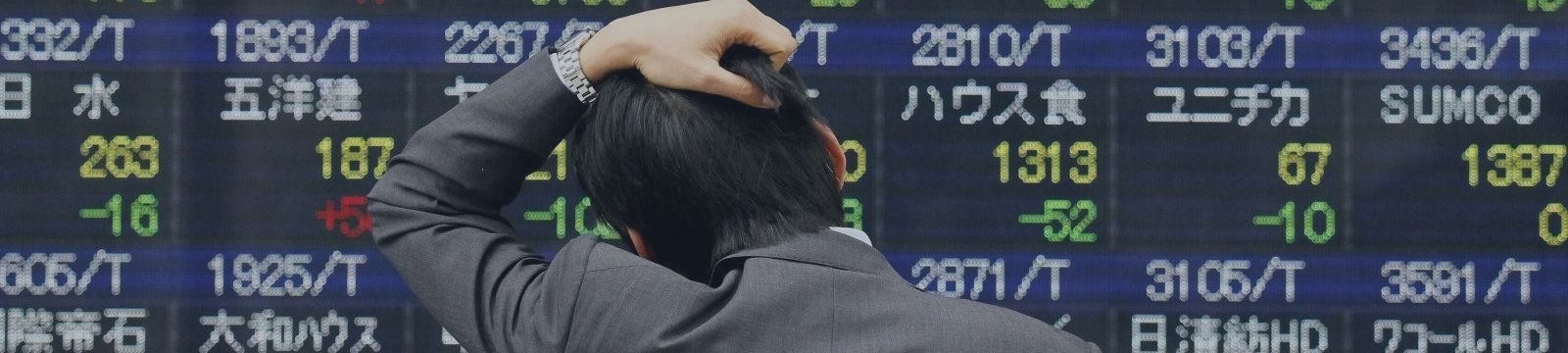 Азиатские рынки закрылись в минусе. Все, кроме Японии.