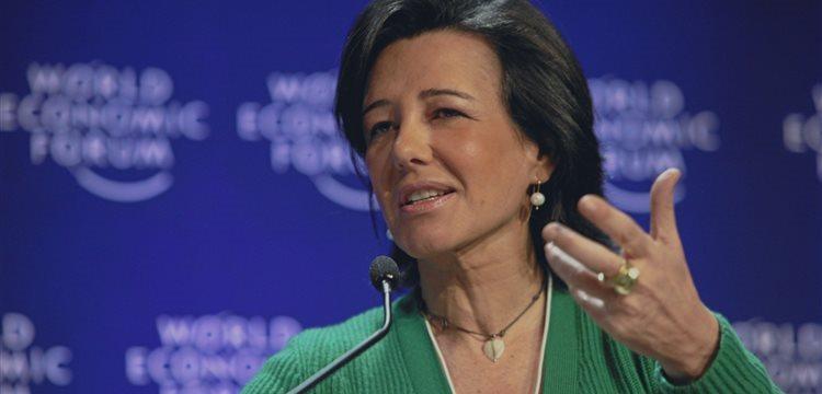 Ana Patricia Botín é nomeada nova presidente do Grupo Santander