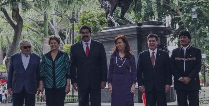 Brasil, Argentina e Venezuela alimentam inquietação de FMI na América Latina