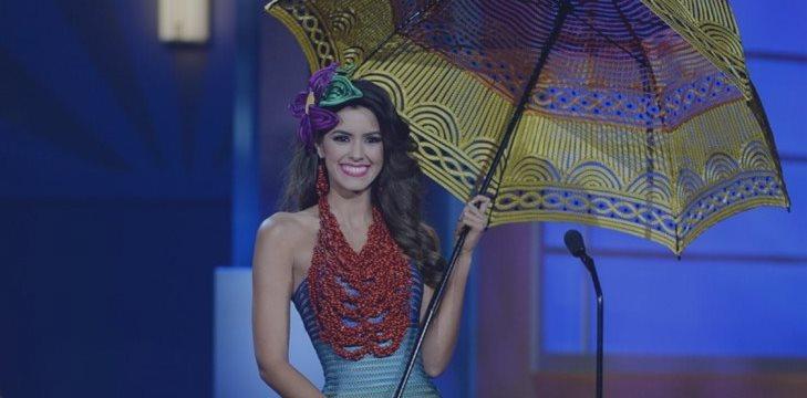 Belleza se impone a la economía en Miss Universo