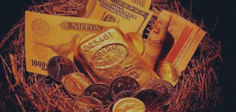 货币放水正酣 黄金坐收渔利