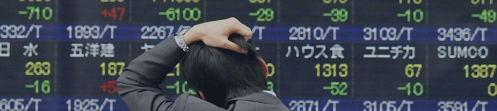 Большая часть индексов АТР снизилась под давлением слабых китайских данных