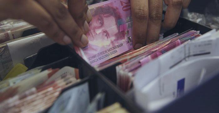 Banco Central de Suiza busca paridad no oficial de 1,05 a 1,10 francos por euro