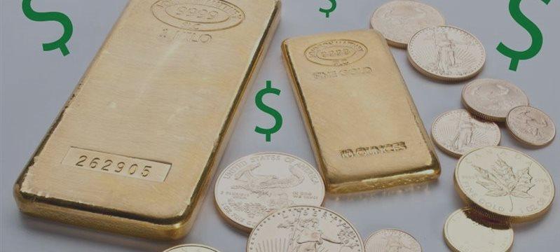 Precio del oro cae ante un dólar en máximos de 10 años en febrero 2015