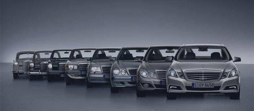 奔驰在中国召回12.7万辆汽车