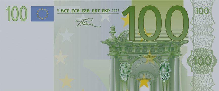 La cifra de billetes de 100 euros en circulación se desploma