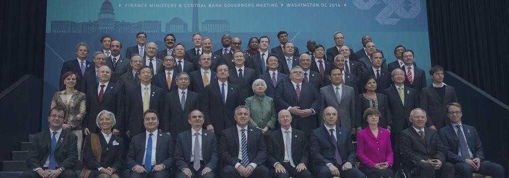 EEUU alerta del lastre de la eurozona ante el objetivo de crecimiento del G20