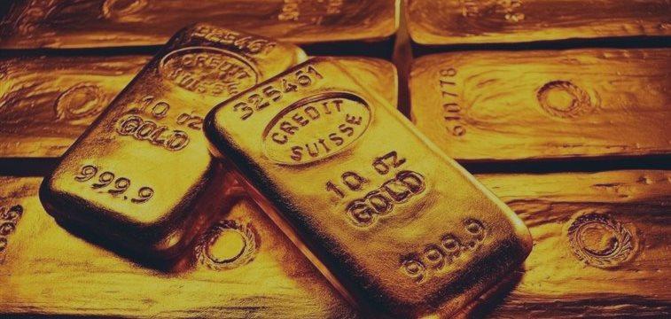 今日金价反弹弱化 国际金价看关键节点
