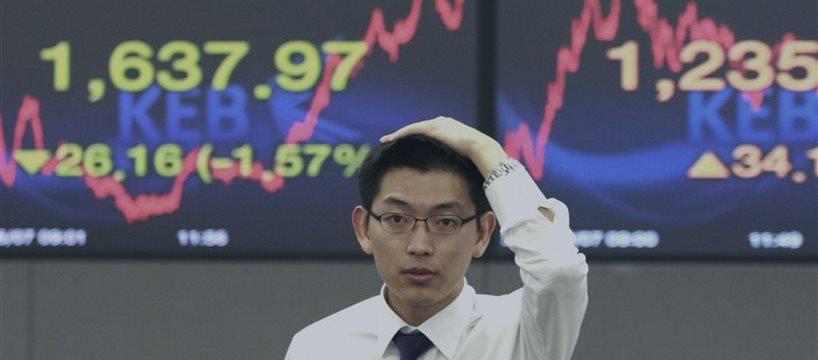 Фондовые рынки Азиатско-Тихоокеанского региона опечалены
