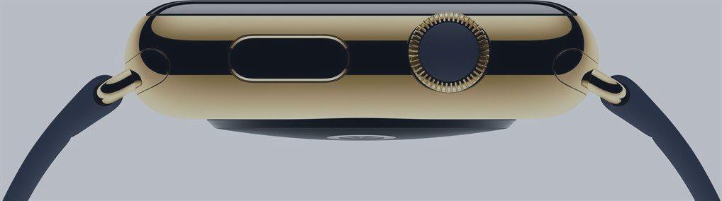 传金版iWatch定价1万美元 苹果每年需买746吨黄金