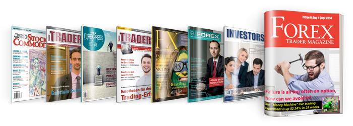 В MetaTrader Market уже 8 различных журналов - добавлен британский Forex Trader Magazine