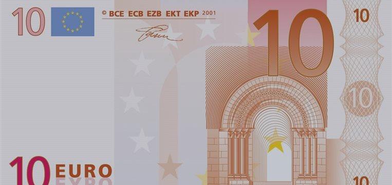 El nuevo billete de 10 euros entra en circulación este martes