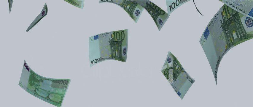 El Euro, el miércoles, se comercia por debajo de 1,07 dólares debido al programa QE