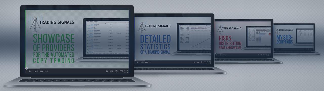 Saber en 15 minutos: vea los vídeo informativos sobre señales comerciales en MetaTrader 4 y MetaTrader 5