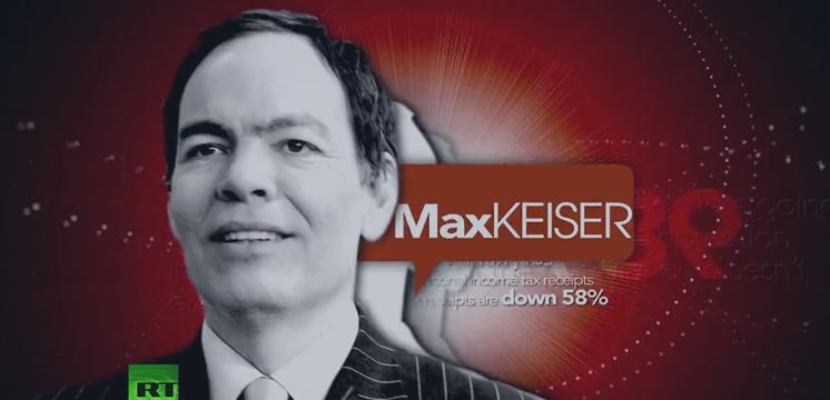 Keiser Report: 'Una política dominada por el fraude'