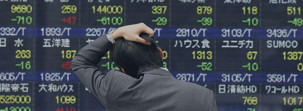 Фондовая Азия завершила понедельник разнонаправленно