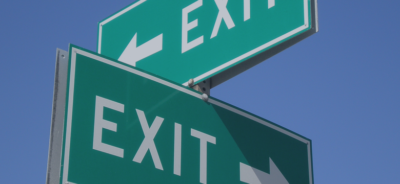 VIDEO MANUAL - The Importance of Exit Strategy