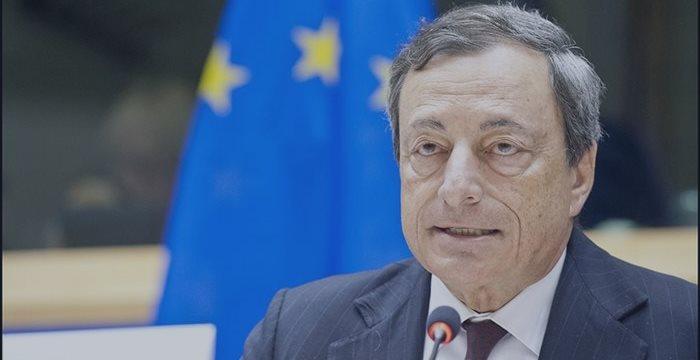 """Draghi: Zona Euro não é uma união política """"em que alguns países pagam permanentemente pelos outros"""""""