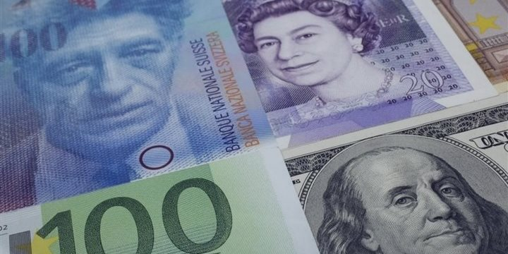 Dollar regains ground vs euro and yen; Norway's krone and Swiss franc rise on central banks