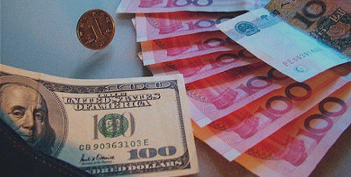美元指数受挫 人民币借势翻身
