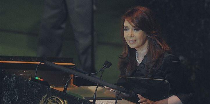 """Fernández llama """"terroristas económicos"""" a los fondos buitres y exige regulación"""