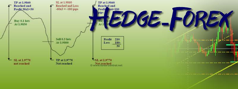 Estrategia hedging forex