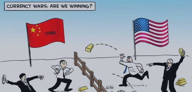 ¿Por qué los EE.UU. permiten a China acumular tanto oro para sus reservas? – Jim Rickards
