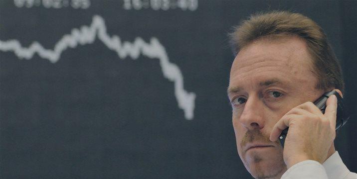 Las bolsas europeas siguen a la baja ante las tensiones internacionales