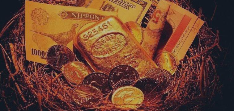 金价周二小跌0.2% 3月份累计下跌2.5%