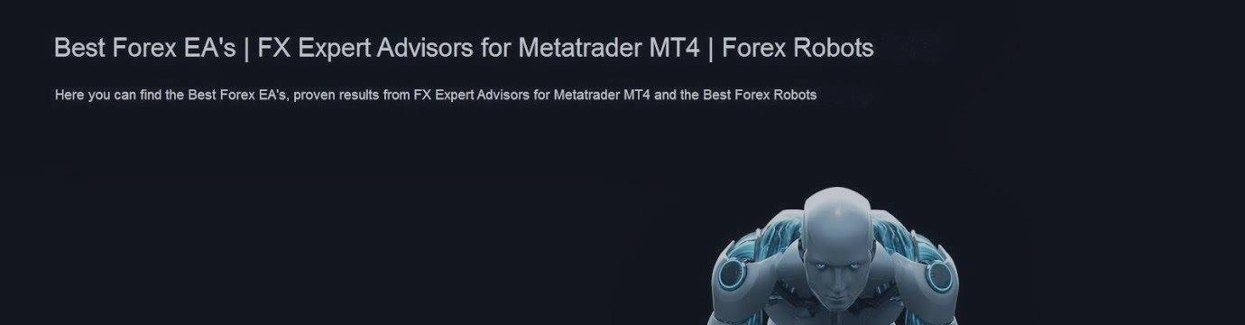 Top 5 best forex trading robot reviews
