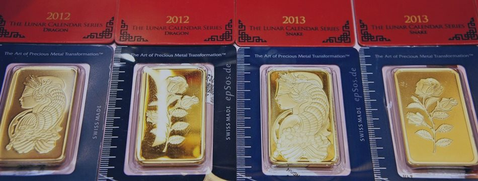Gold will bottom in 2015 to start a rising cycle in 2016 - Report