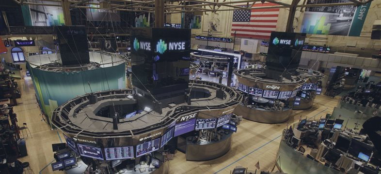 Bolsas de NY caem com geopolítica e temores econômicos