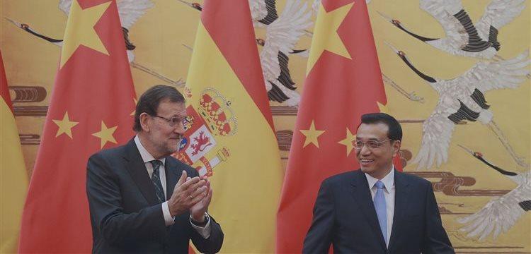 Rajoy afirma que España percibe ya el mercado chino como oportunidad, no como amenaza