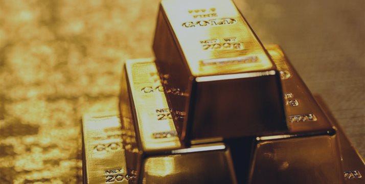 Золото стабилизировалось ниже семинедельного максимума