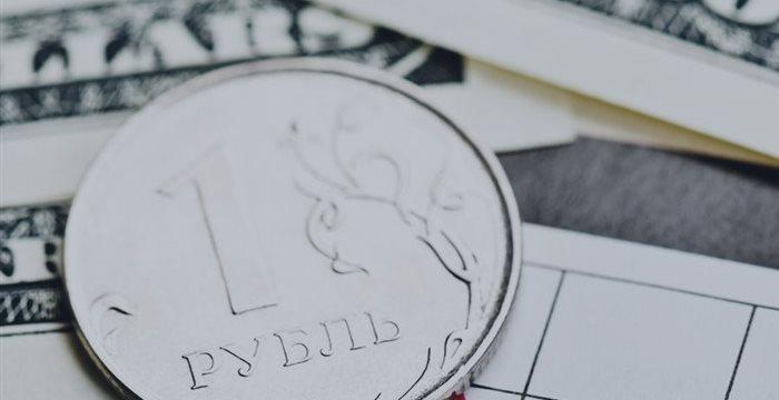 Доллар падал сегодня ниже 55 рублей