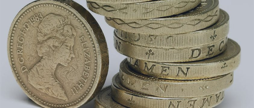 Pound eases off losses, as Bank of England keeps policy unchanged