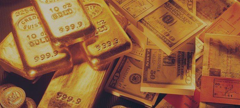 大资金再出手抬高金价 黄金与美元负相关已破?