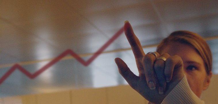 """经济降速股市为何""""任性""""上涨?"""