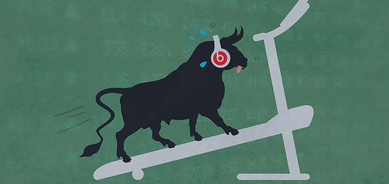 """Эпическое ралли американских акций продолжается: """"Беги, бык, беги!"""""""