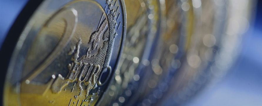 Euro at two-year lows vs firmer yen