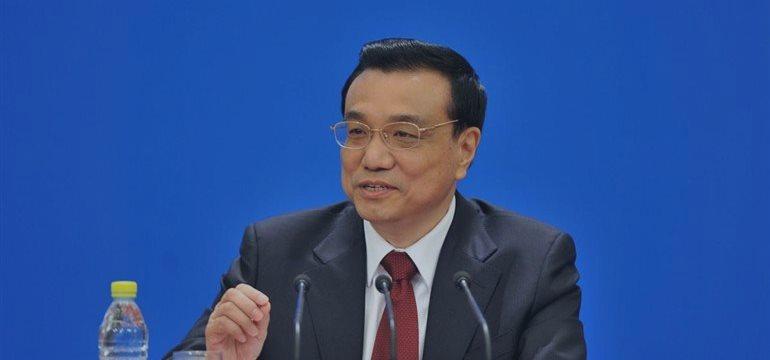李克强:不希望看到人民币继续贬值 7%增长不易