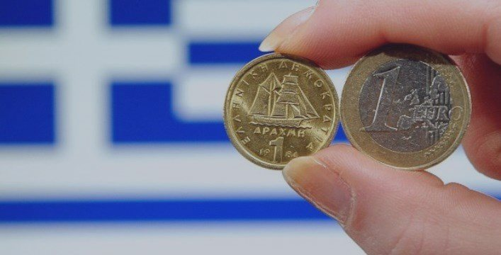 Euro cae por culpa de Grecia, pero se estabiliza después de colocación de bonos