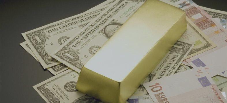 美元悄悄构筑双顶形态 且看下周黄金能否突破震荡
