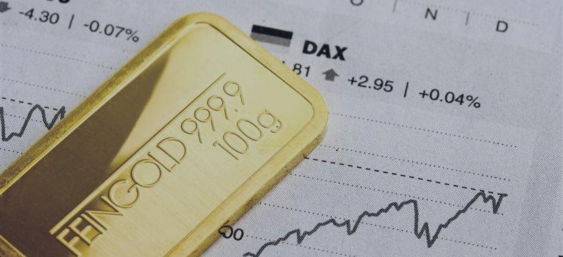 美国3月核心通胀走高 黄金T+D周五夜盘小跌