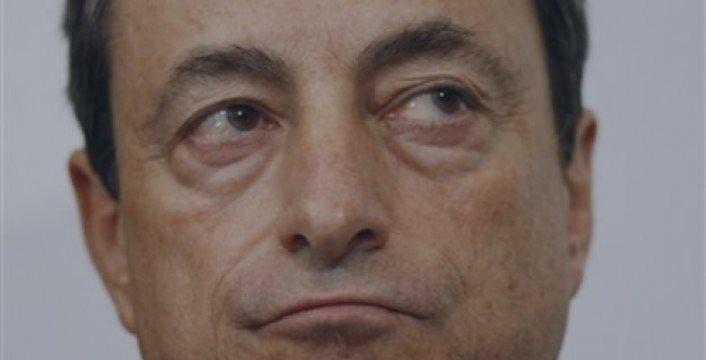 O salário de Draghi subiu 0,4% em 2014, até os 379.608 euros