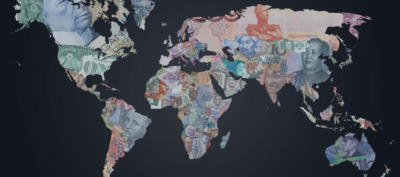 Доллар растет, евро и австралиец идут вниз