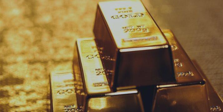 Золото остается дешевле $1200