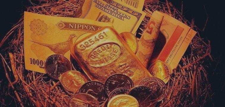 标普下跌 黄金上涨 美油跌2%