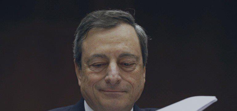 Draghi diz que tempo está se esgotando para as negociações com a Grécia