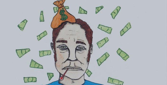 Que e que faz o dinheiro com o cérebro?